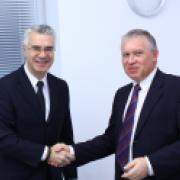 Zdeněk Kůs a Michael Oeljeklaus